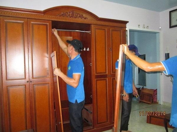Sửa chữa đồ gỗ tại nhà Quận Hoàng Mai