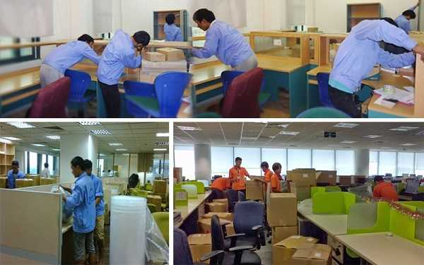 Sửa chữa bàn ghế tại văn phòng