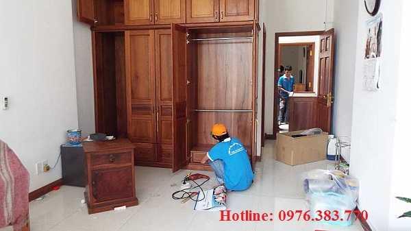 Sửa chữa tủ gỗ tại nhà chuyên nghiệp
